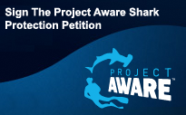 Sign The Project Aware Shark Petition